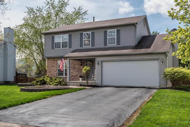 8654 Kirkland Drive, Lewis Center, OH 43035 (MLS #221011287) :: RE/MAX Metro Plus