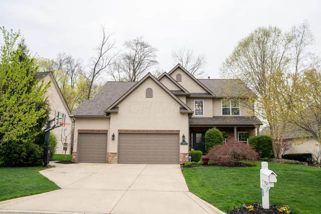 5128 Tralee Lane, Westerville, OH 43082 (MLS #221011289) :: MORE Ohio