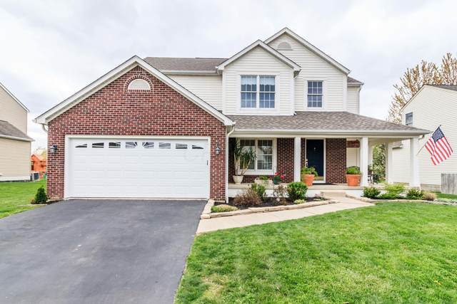 7779 Williamson Lane, Canal Winchester, OH 43110 (MLS #221011408) :: The Willcut Group