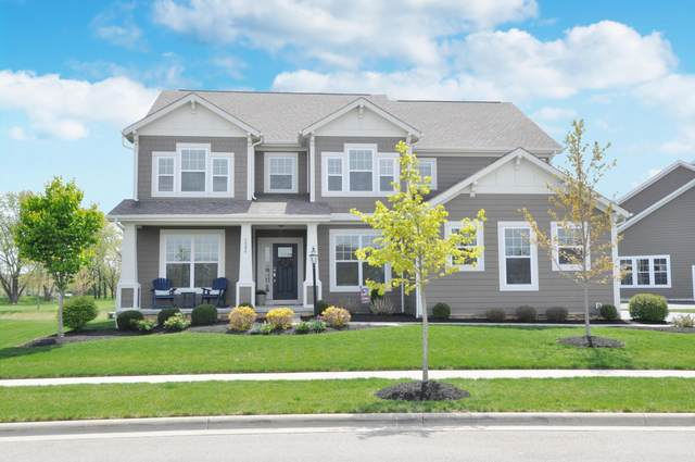 5586 Alderbrook Drive, Dublin, OH 43016 (MLS #221011438) :: The Raines Group