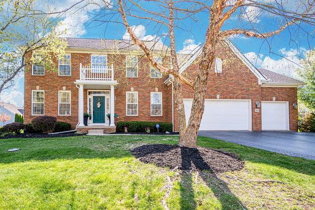 464 Woodard Place, Powell, OH 43065 (MLS #221011564) :: MORE Ohio