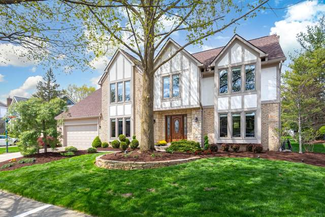 6378 Newgrange Drive, Dublin, OH 43016 (MLS #221011583) :: RE/MAX Metro Plus