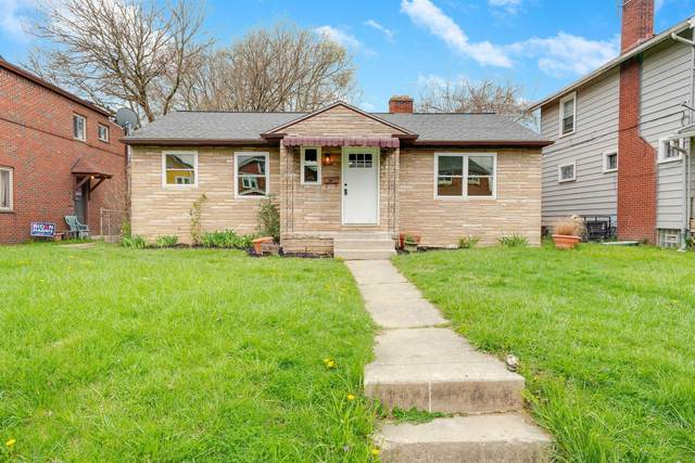 1277 Linwood Avenue, Columbus, OH 43206 (MLS #221011586) :: The Willcut Group