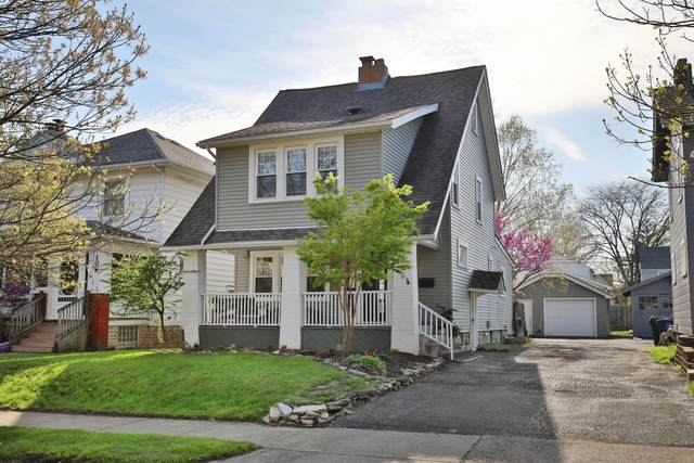105 S Westgate Avenue, Columbus, OH 43204 (MLS #221011591) :: The Willcut Group