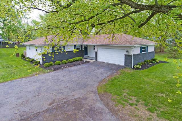 615 Park Road, Worthington, OH 43085 (MLS #221011711) :: Sam Miller Team