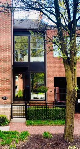 629 S Grant Avenue #13, Columbus, OH 43206 (MLS #221011812) :: The Willcut Group
