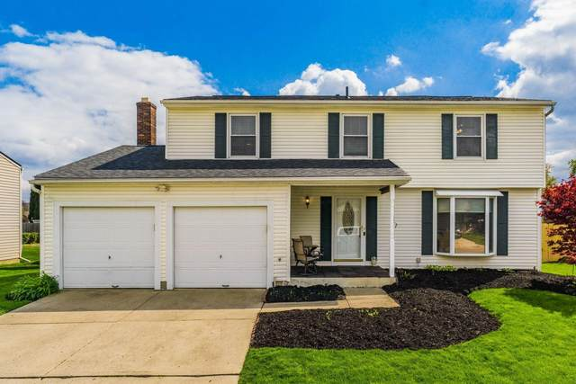 4083 Sassafras Court, Grove City, OH 43123 (MLS #221011826) :: Jamie Maze Real Estate Group
