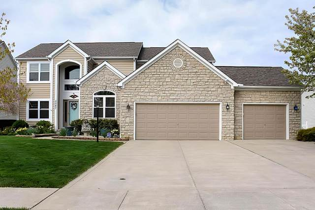 5587 Coneflower Court, Grove City, OH 43123 (MLS #221011834) :: The Willcut Group