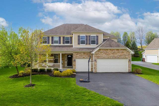 3210 Autumn Applause Drive, Lewis Center, OH 43035 (MLS #221011836) :: The Raines Group