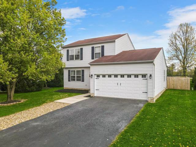 477 Fox Run Drive, Heath, OH 43056 (MLS #221011980) :: Exp Realty