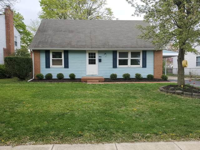 4986 Taunton Way, Columbus, OH 43228 (MLS #221012023) :: Susanne Casey & Associates
