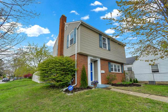 2990 Parkside Road, Columbus, OH 43204 (MLS #221012059) :: The Willcut Group