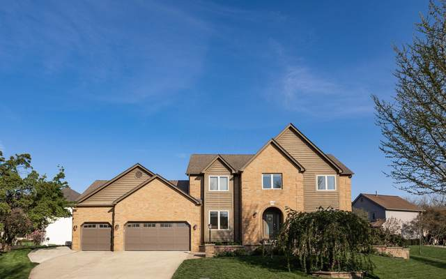 4647 Bridle Path Lane, Dublin, OH 43017 (MLS #221012072) :: 3 Degrees Realty