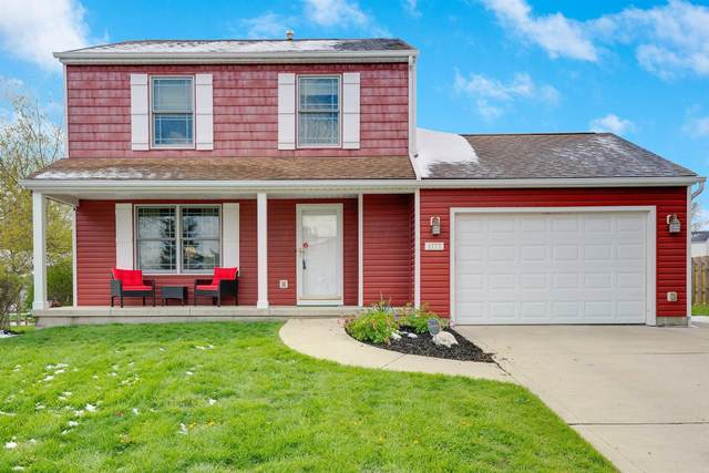1777 Stagecoach Court, Powell, OH 43065 (MLS #221012096) :: Shannon Grimm & Partners Team