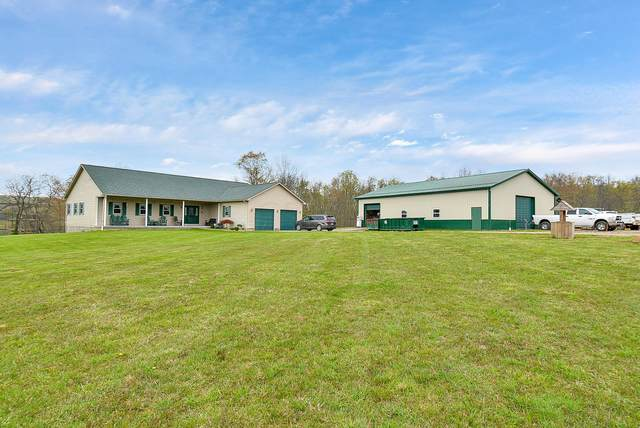 15129 Sauerkraut Road, Logan, OH 43138 (MLS #221012207) :: The Jeff and Neal Team | Nth Degree Realty