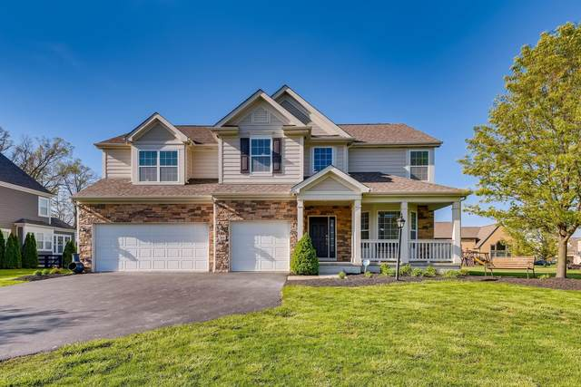 244 Long Branch, Lewis Center, OH 43035 (MLS #221012247) :: Core Ohio Realty Advisors