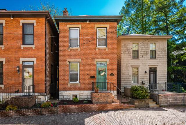 718 Macon Alley T, Columbus, OH 43206 (MLS #221012310) :: Core Ohio Realty Advisors