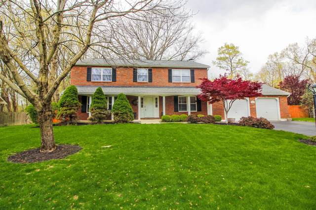 5652 Indian Mound Court, Columbus, OH 43213 (MLS #221012599) :: The Raines Group