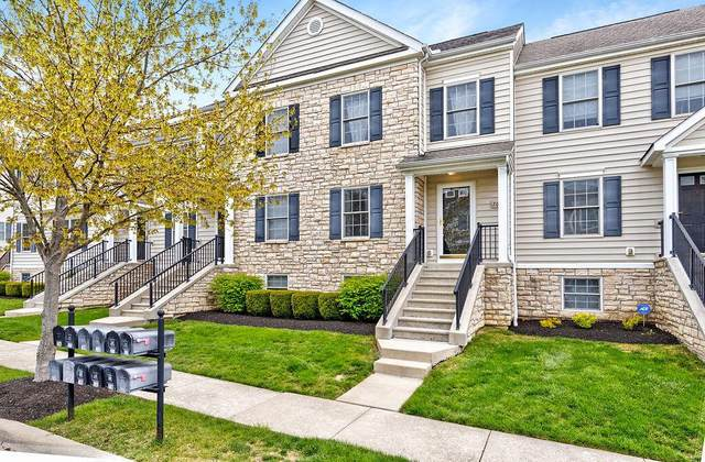 209 Autumn Ridge Circle #1503, Pickerington, OH 43147 (MLS #221012721) :: Jamie Maze Real Estate Group