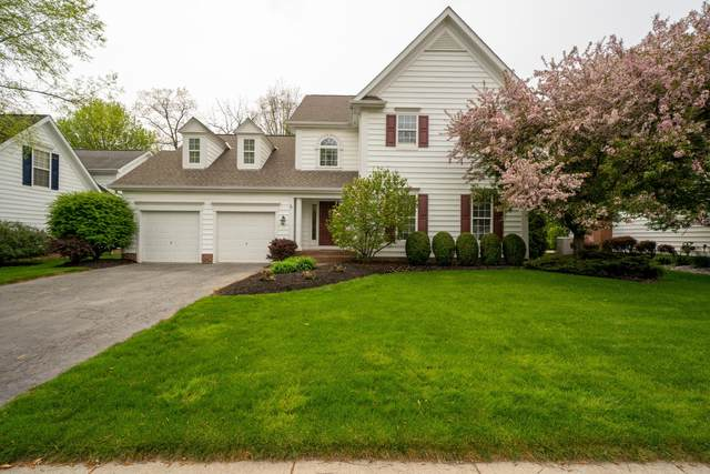 5081 Heath Gate Drive, New Albany, OH 43054 (MLS #221012754) :: Jamie Maze Real Estate Group