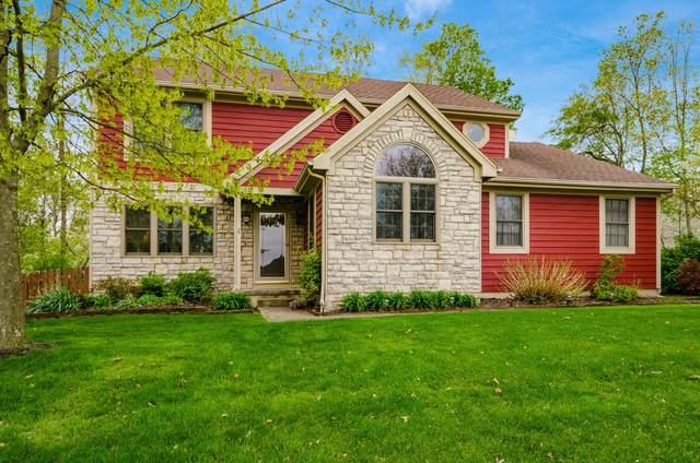 863 Wedgewood Drive, Marysville, OH 43040 (MLS #221012851) :: Exp Realty