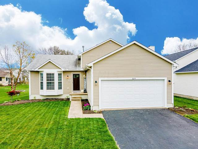 625 Carriage Drive, Plain City, OH 43064 (MLS #221012948) :: Greg & Desiree Goodrich | Brokered by Exp