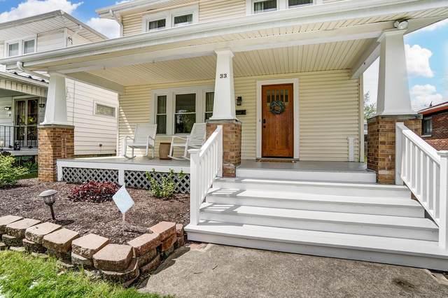 33 S Westmoor Avenue, Columbus, OH 43204 (MLS #221012974) :: Jamie Maze Real Estate Group