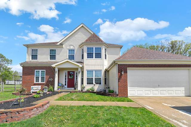 806 Monarda Place, Reynoldsburg, OH 43068 (MLS #221013065) :: RE/MAX ONE