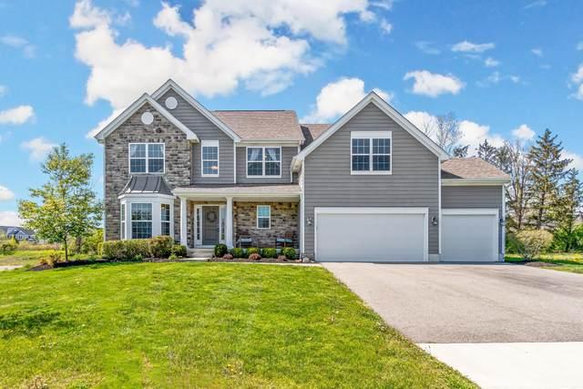 9344 Hildebrand Drive, Plain City, OH 43064 (MLS #221013068) :: Greg & Desiree Goodrich | Brokered by Exp