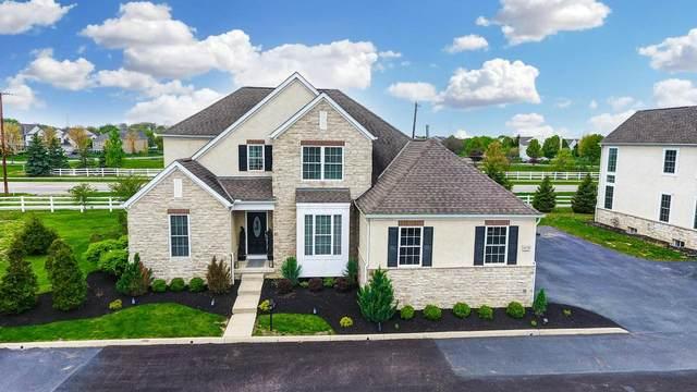 4753 Halle Circle, Hilliard, OH 43026 (MLS #221013184) :: Core Ohio Realty Advisors