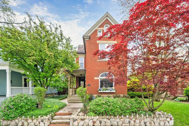 433 E Whittier Street, Columbus, OH 43206 (MLS #221013228) :: RE/MAX ONE