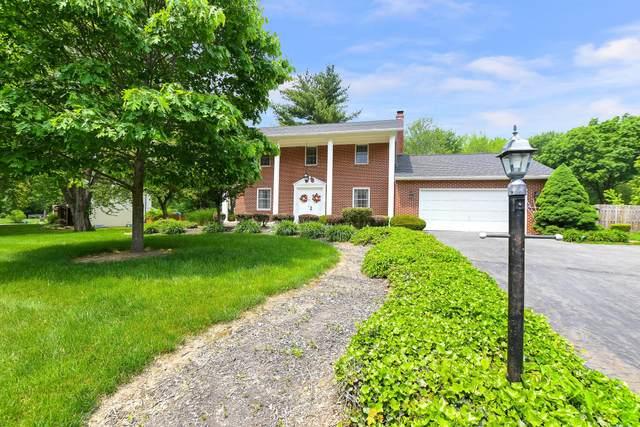 11465 Windridge Drive NW, Pickerington, OH 43147 (MLS #221013247) :: Jamie Maze Real Estate Group