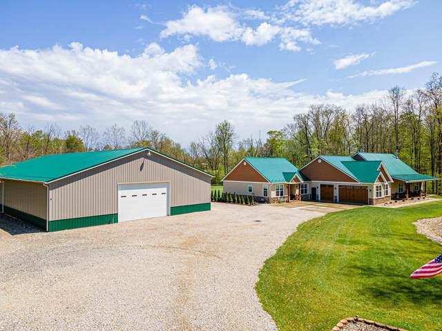 911 Township Road 208, Marengo, OH 43334 (MLS #221013367) :: Signature Real Estate