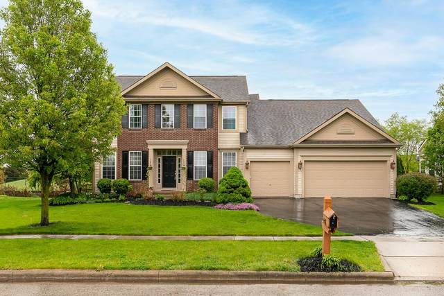 6488 Beaumont Square, Lewis Center, OH 43035 (MLS #221013536) :: Core Ohio Realty Advisors