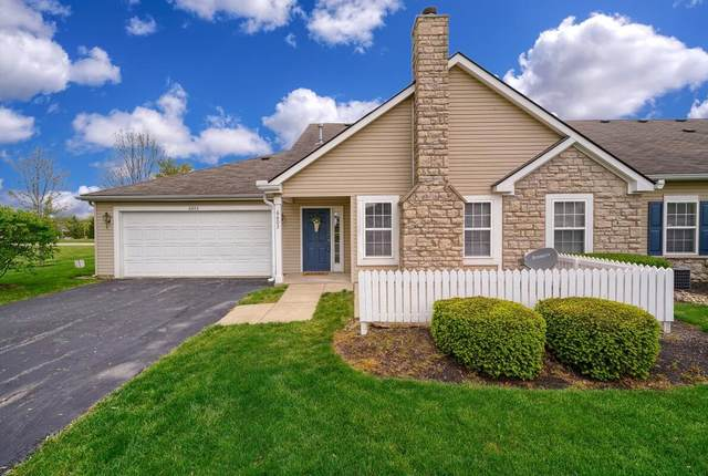 6603 Eagle Ridge Lane 7-D, Canal Winchester, OH 43110 (MLS #221013595) :: The Raines Group