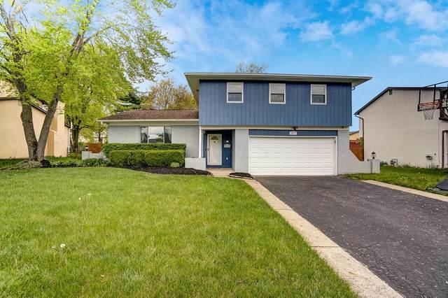 1057 Twilight Drive, Reynoldsburg, OH 43068 (MLS #221013869) :: The Tobias Real Estate Group