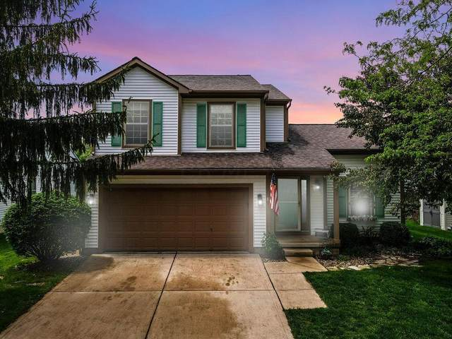 841 Lynnhaven Court, Columbus, OH 43228 (MLS #221013997) :: 3 Degrees Realty