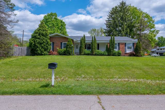 806 Breezedale Place, Columbus, OH 43213 (MLS #221013998) :: Jamie Maze Real Estate Group