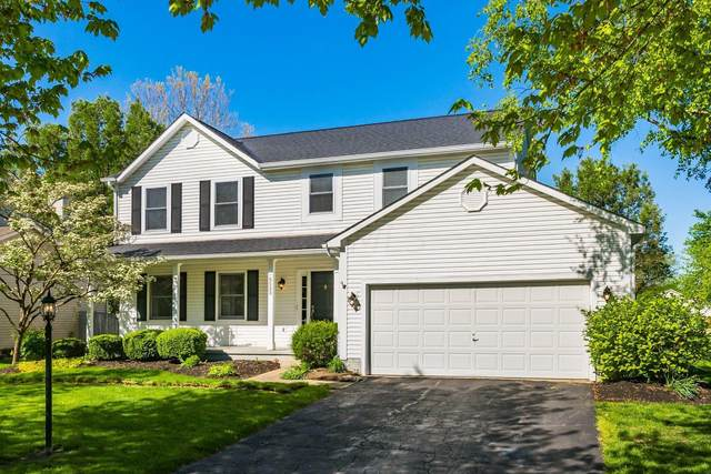5533 Forest Glen Drive, Grove City, OH 43123 (MLS #221014090) :: The Willcut Group