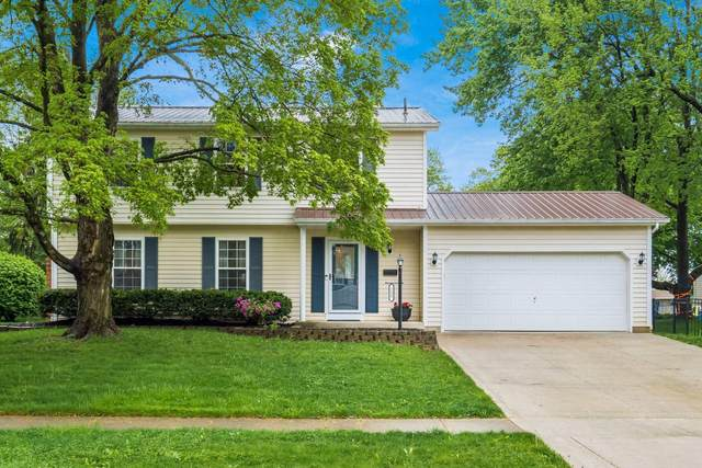 235 Oak Hill Drive, Westerville, OH 43081 (MLS #221014124) :: Exp Realty