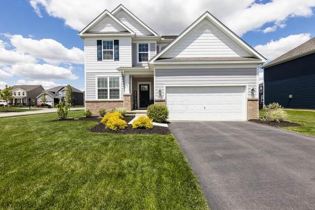 3030 Pasture Ridge Drive, Powell, OH 43065 (MLS #221014137) :: Greg & Desiree Goodrich | Brokered by Exp