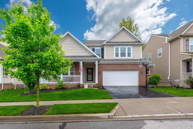 753 Centerpark Drive, Westerville, OH 43082 (MLS #221014143) :: Exp Realty