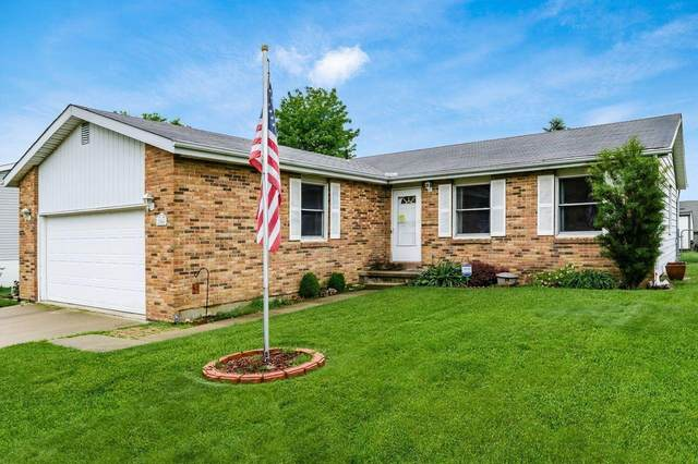 1066 Rosewood Drive, Marysville, OH 43040 (MLS #221014166) :: Jamie Maze Real Estate Group