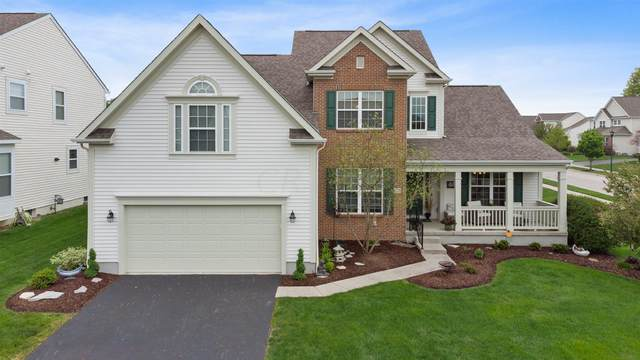 677 High Timber Drive, Westerville, OH 43082 (MLS #221014189) :: Exp Realty