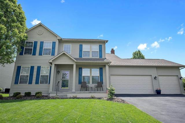 2150 Omaha Place, Lewis Center, OH 43035 (MLS #221014223) :: Exp Realty