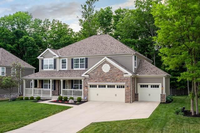 585 Maketewah Drive, Delaware, OH 43015 (MLS #221014226) :: Jamie Maze Real Estate Group