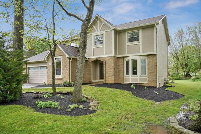 16 S Keethler Drive, Westerville, OH 43081 (MLS #221014418) :: Greg & Desiree Goodrich | Brokered by Exp