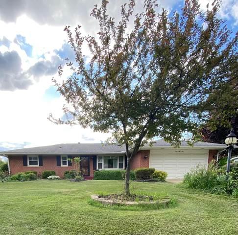 459 Crestview Drive, Lancaster, OH 43130 (MLS #221014557) :: Sam Miller Team