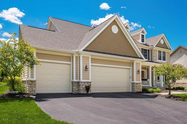 6674 Baronscourt Loop, Dublin, OH 43016 (MLS #221014619) :: Shannon Grimm & Partners Team