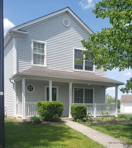 5496 Arklow Way #115, Canal Winchester, OH 43110 (MLS #221014690) :: Jamie Maze Real Estate Group